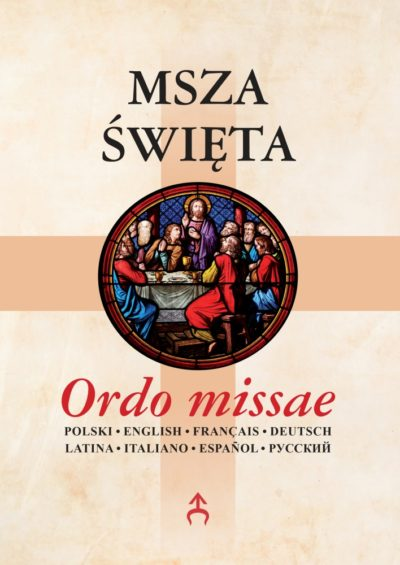 Msza święta - Ordo missae