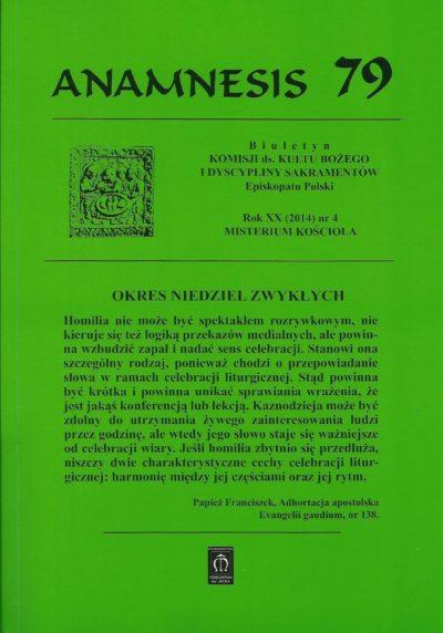 Anamnesis 79