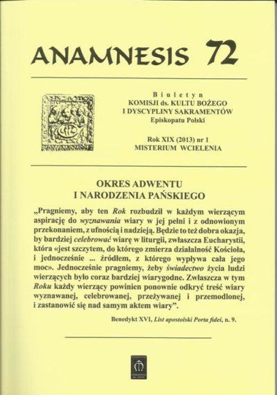 Anamnesis 72