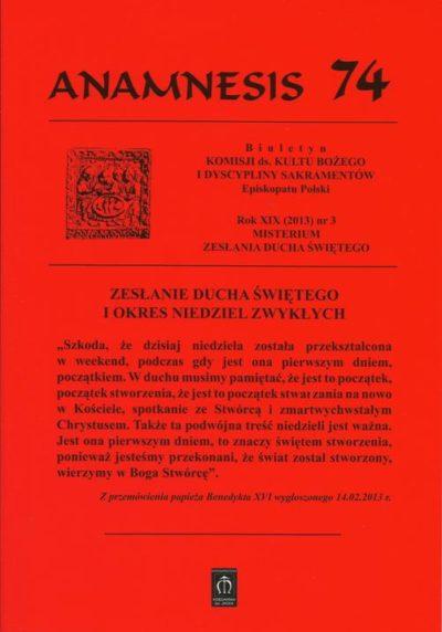 Anamnesis 74