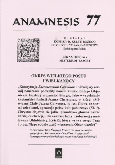 Anamnesis 77