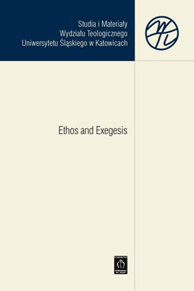 Ethos and Exegesis (SiM 41)