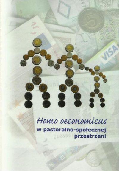 Homo oeconomicus w pastoralno-społecznej przestrzeni