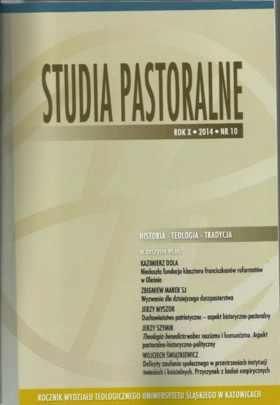 Studia Pastoralne 10