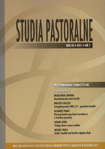 Studia pastoralne 7