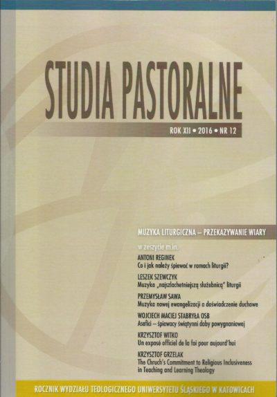 Studia Pastoralne 12