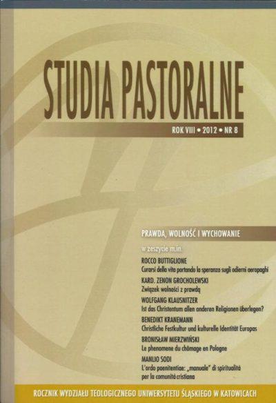 Studia Pastoralne 8