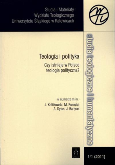 Teologia i polityka
