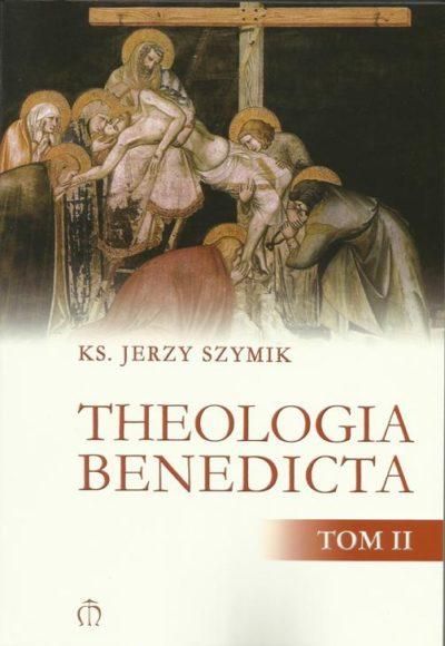 THEOLOGIA BENEDICTA TOM II oprawa miękka