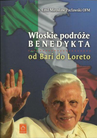 Włoskie podróże Benedykta