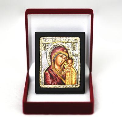 Ikona w pudełku Matka Boża Kazańska