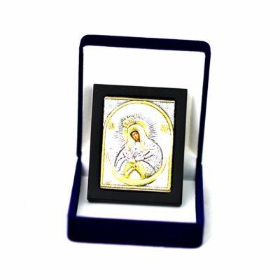 Ikona w pudełku Matka Boża Ostrobramska