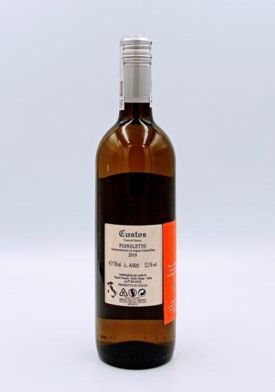 Wino mszalne Custos cert. KEP (b. półwytr.)