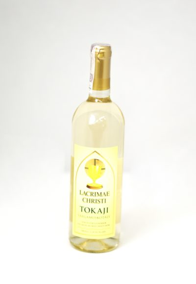 Wino Lacrimae Christi (b. półsł.)