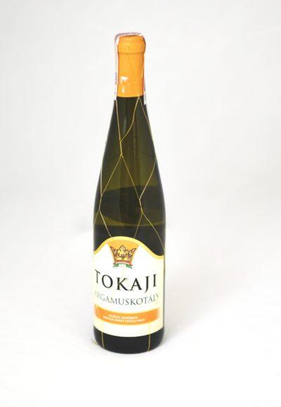 Wino Tokaj Sargamuskotaly (b. półsł.)