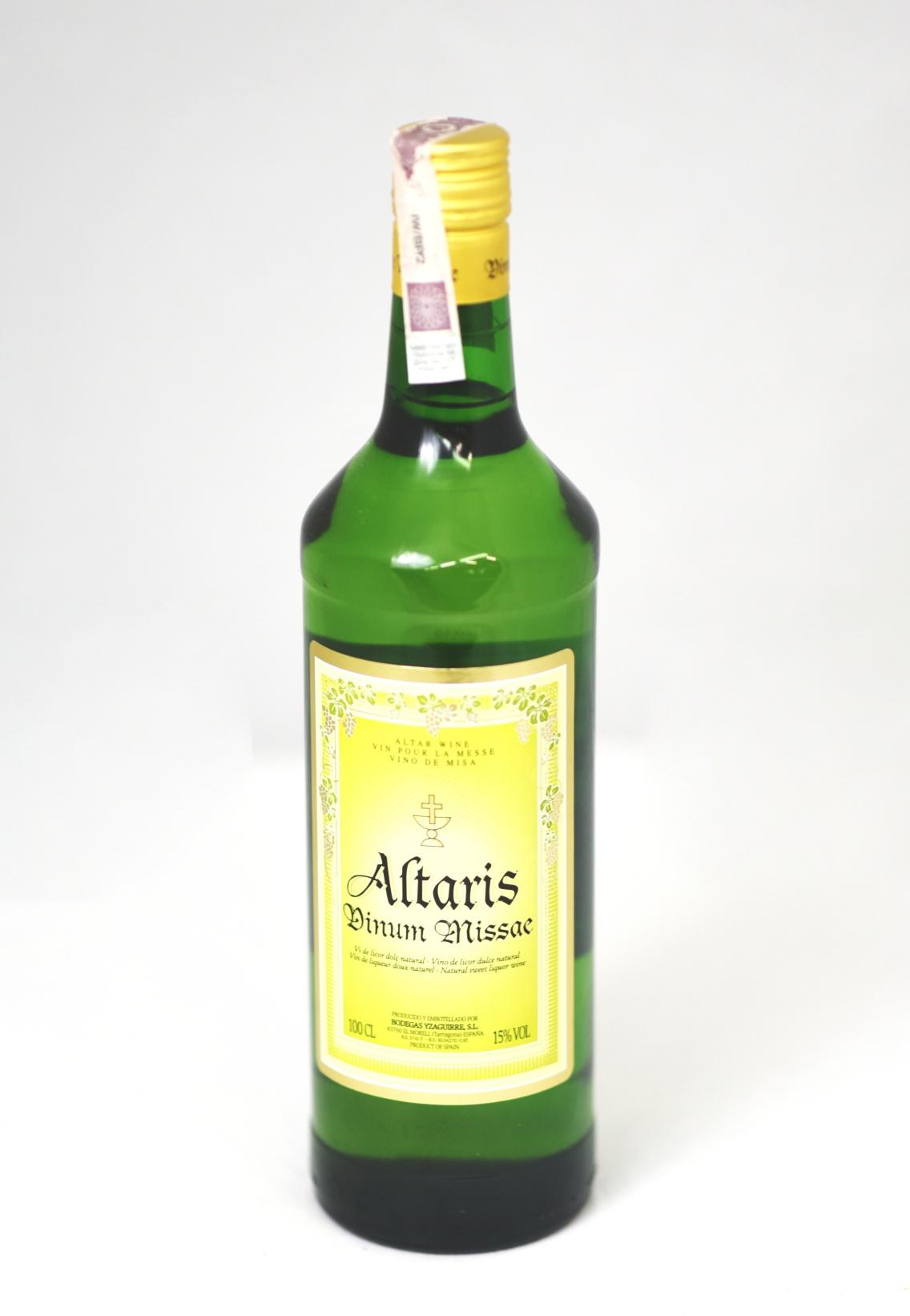 Wino Altaris (b. likierowe sł.)