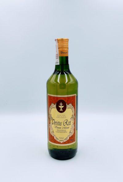 Wino Christus Rex (b. likierowe sł.)