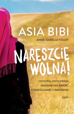 Nareszcie wolna! Asia Bibi.
