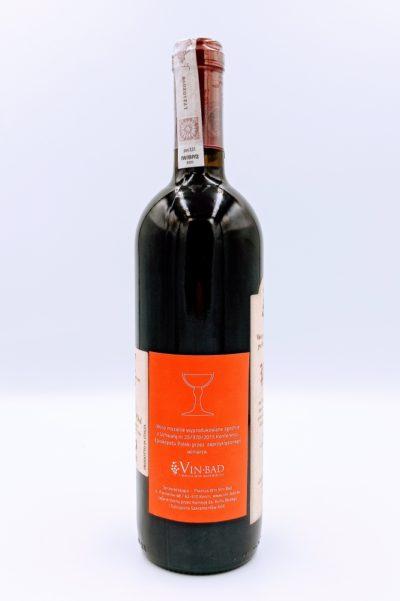 Wino mszalne Prior Sangiovese cert. KEP (cz. słodkie)
