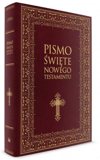 Pismo Święte Nowego Testamentu (duży druk)
