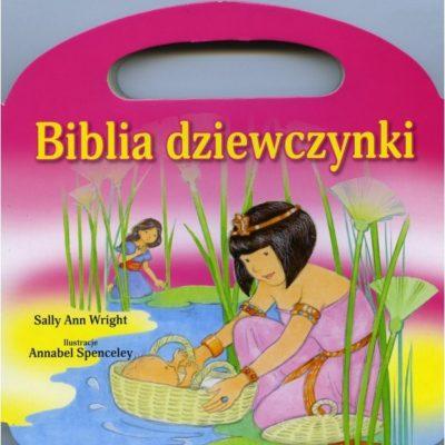 Biblia dziewczynki