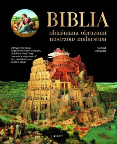 Biblia objaśniana obrazami mistrzów malarstwa