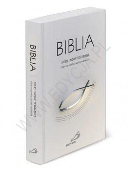 Biblia z rybką