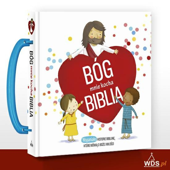 Bóg mnie kocha Biblia