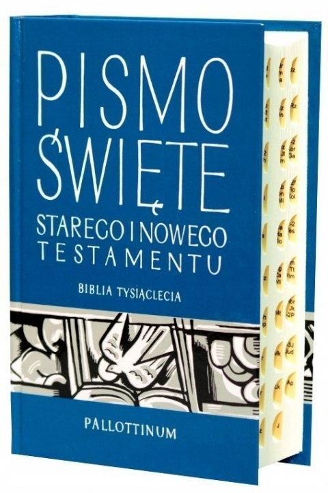 Pismo Święte ST i NT (z paginatorami)