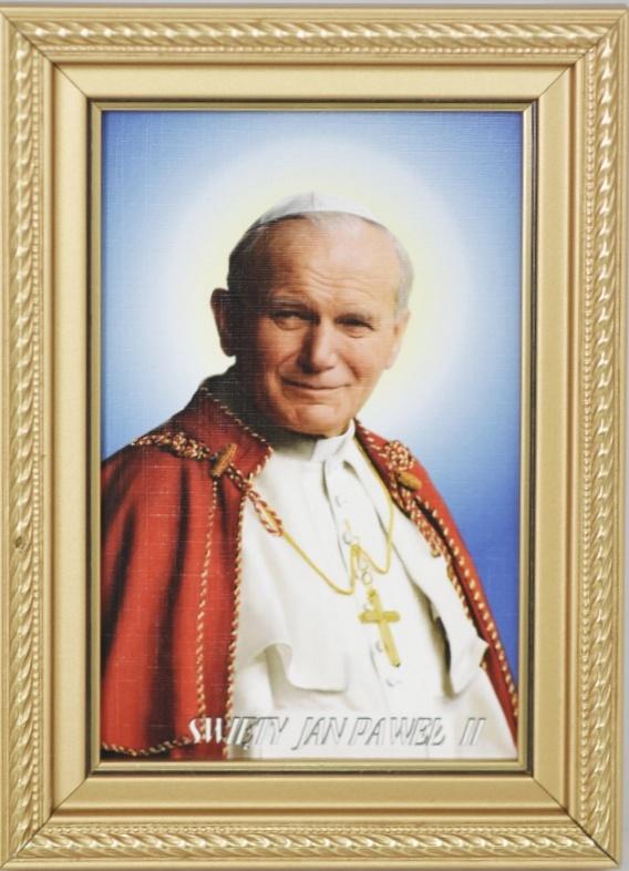 Obrazek - św. Jan Paweł II