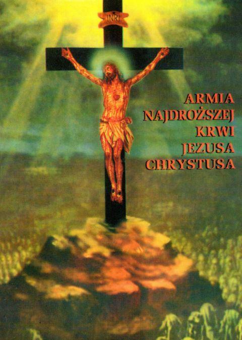 Armia najdroższej krwi Jezusa Chrystusa / mała
