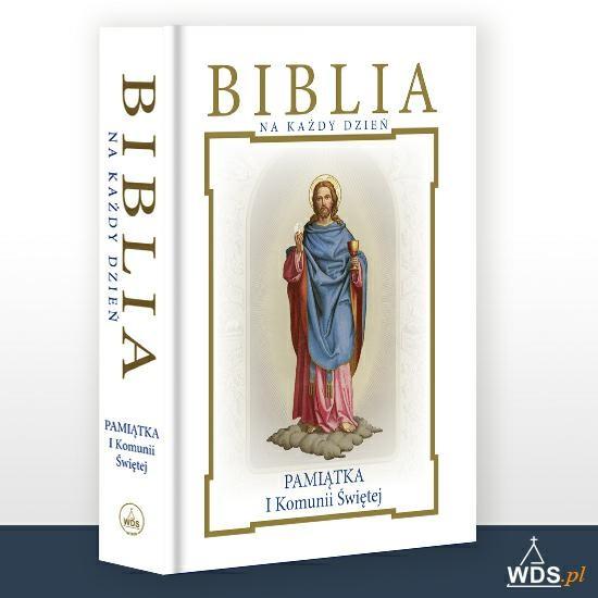 Biblia na każdy dzień - Bóg jest z nami