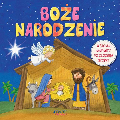 Boże Narodzenie (książka układanka)