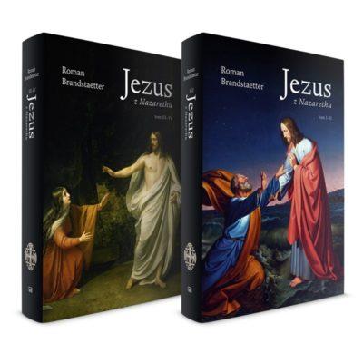 Jezus z Nazarethu. Tom I i II