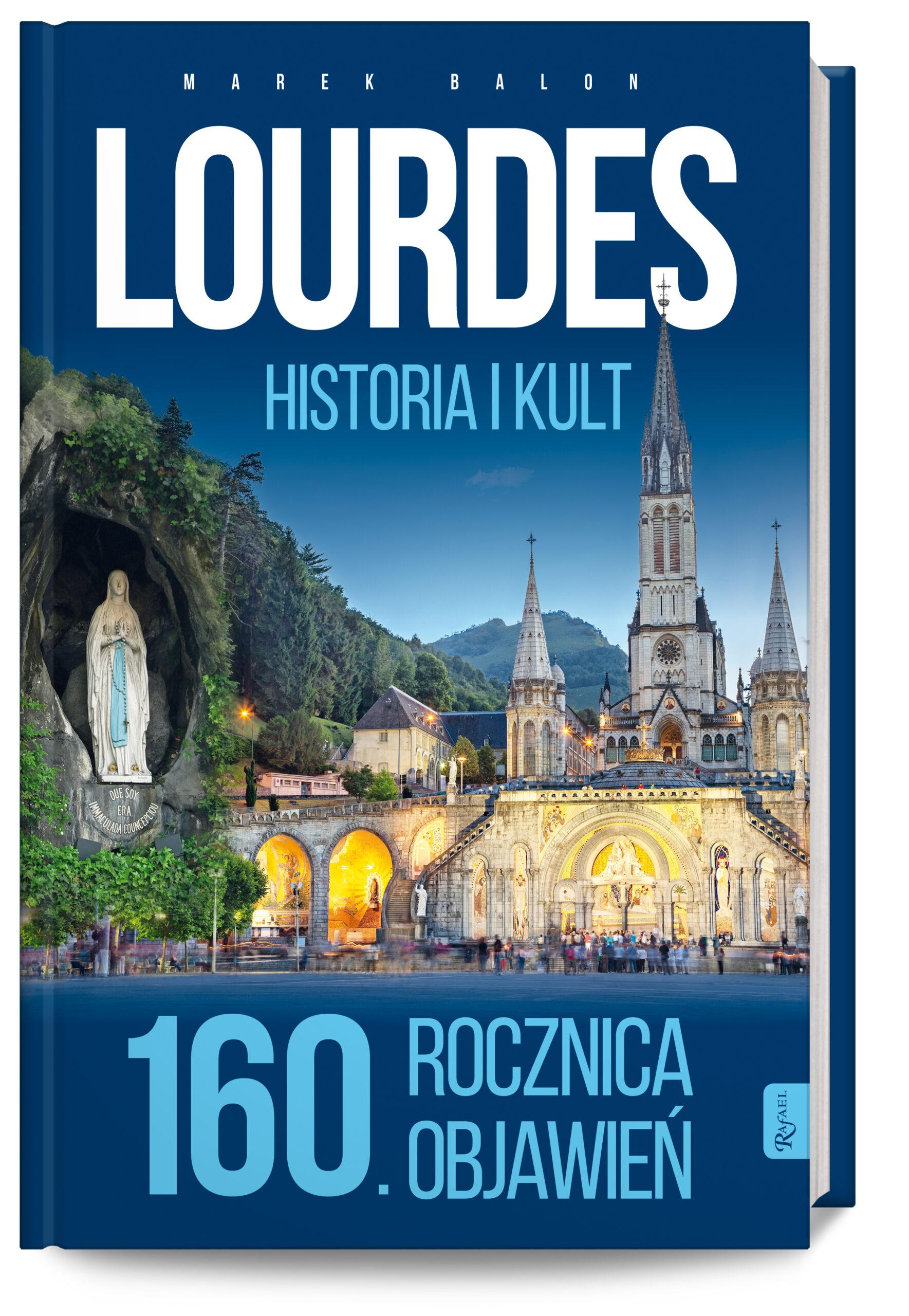 Lourdes, historia i kult. 160. rocznica objawień + film DVD Bernadetta