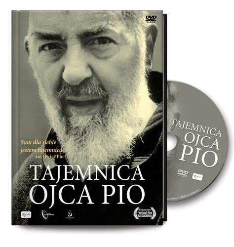 Tajemnica ojca Pio - DVD