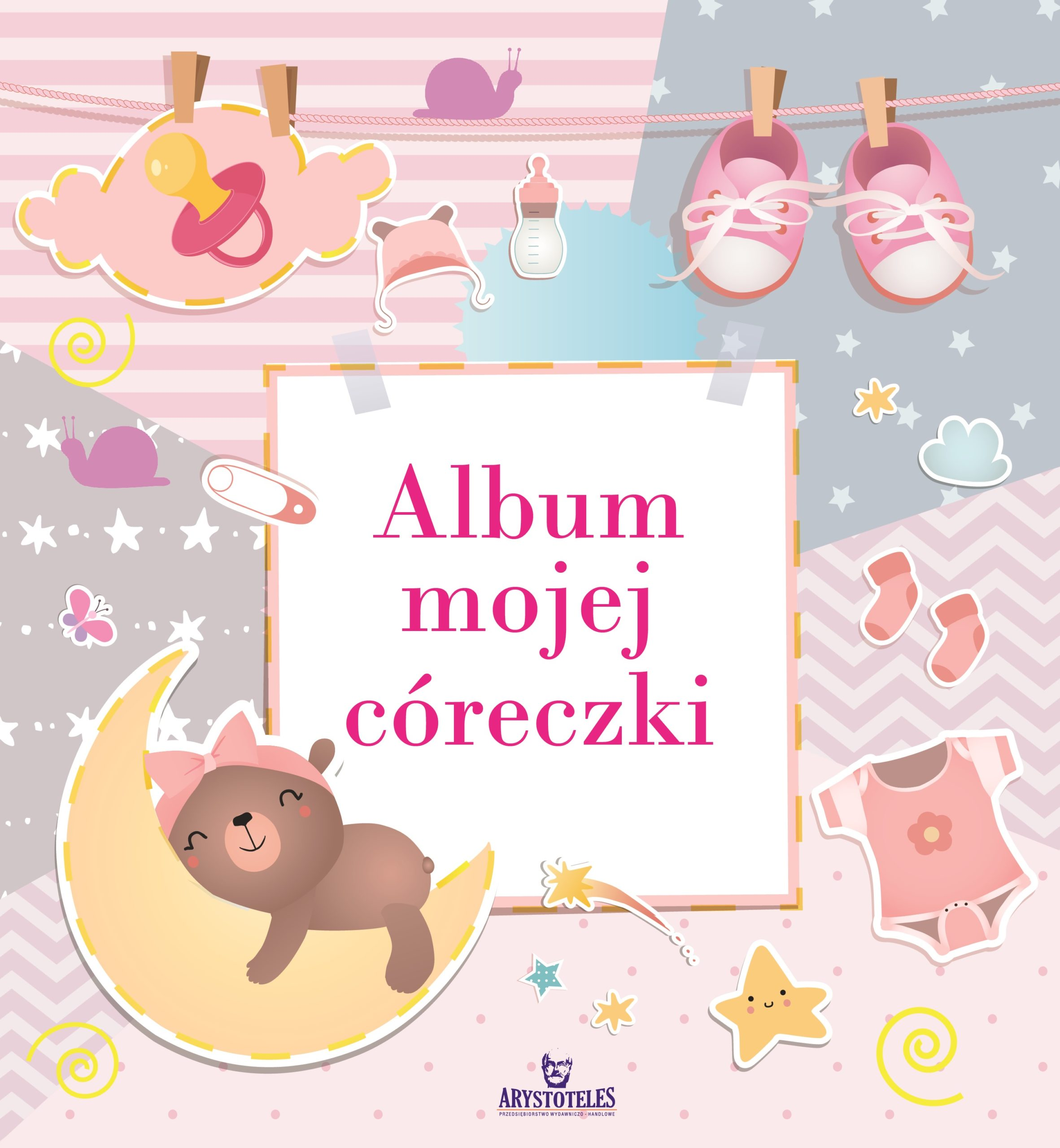 Album mojej córeczki