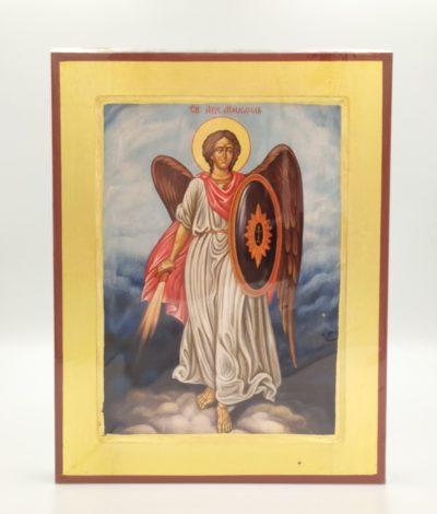 Ikona grecka św. Michał Archanioł