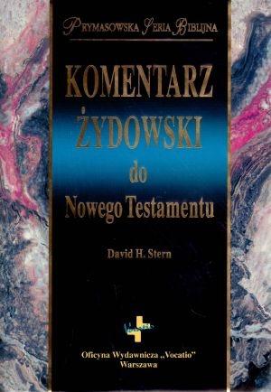 Komentarz żydowski do Nowego Testamentu