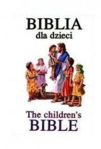 Biblia dla dzieci polsko-angielska