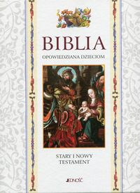 Biblia opowiedziana dzieciom (duża)
