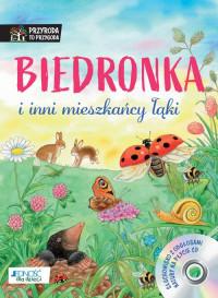 Biedronka i inni mieszkańcy łąki. Książka + CD