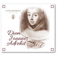Diem Joannes Advehit, CD + booklet
