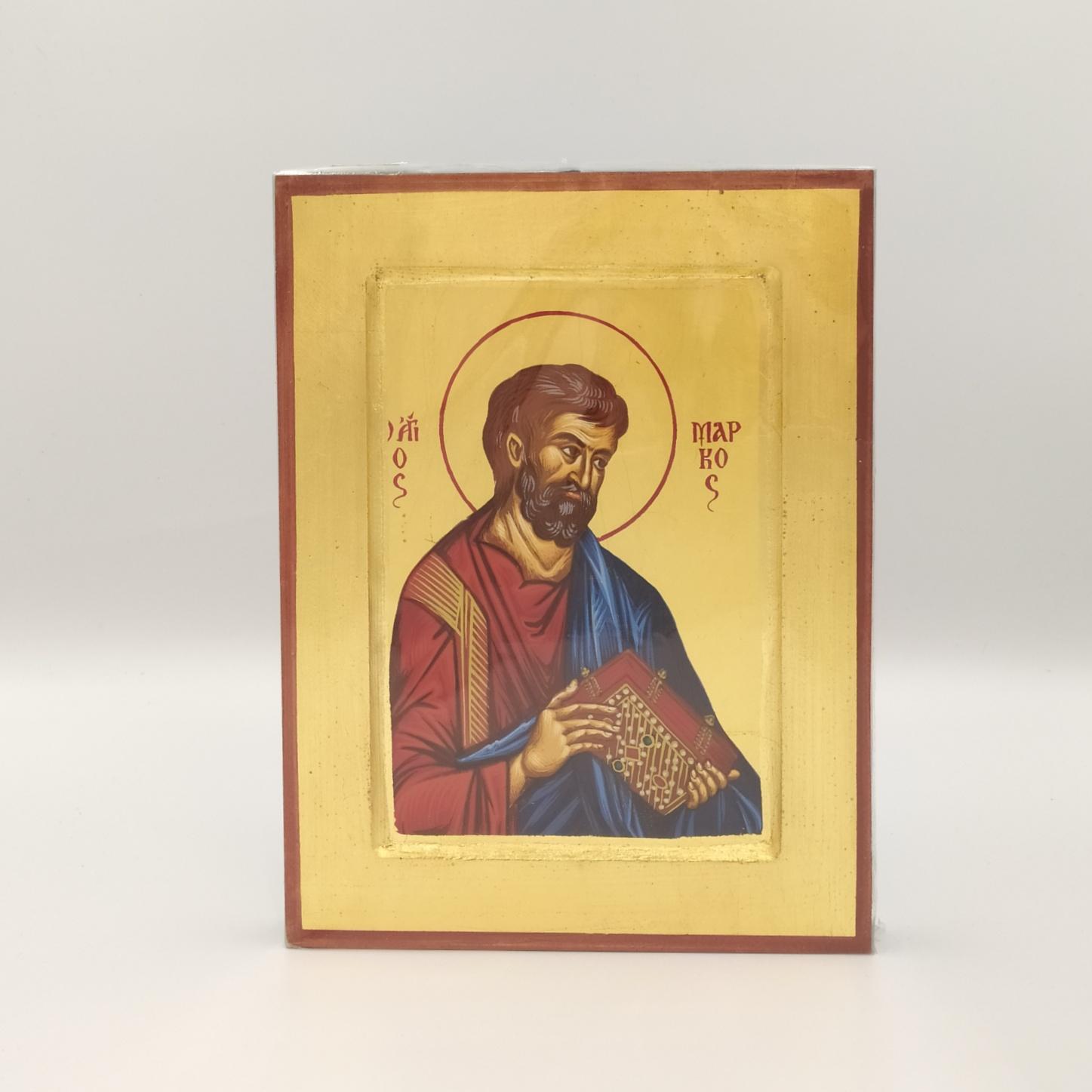 Ikona grecka św. Marek Ewangelista