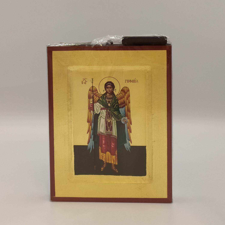 Ikona grecka św. Rafał Archanioł