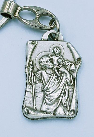 Brelok św. Krzysztof