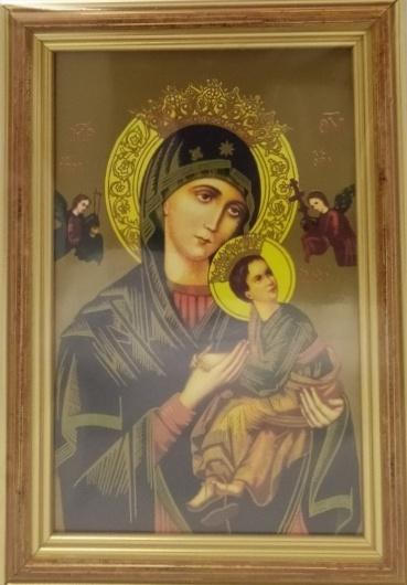 Obrazek - Matka Boża Nieustającej Pomocy