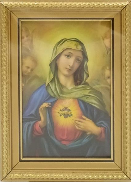 Obrazek - Najświętsze Serce Maryi