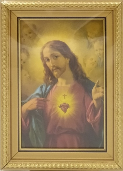 Obrazek - Najświętsze Serce Pana Jezusa