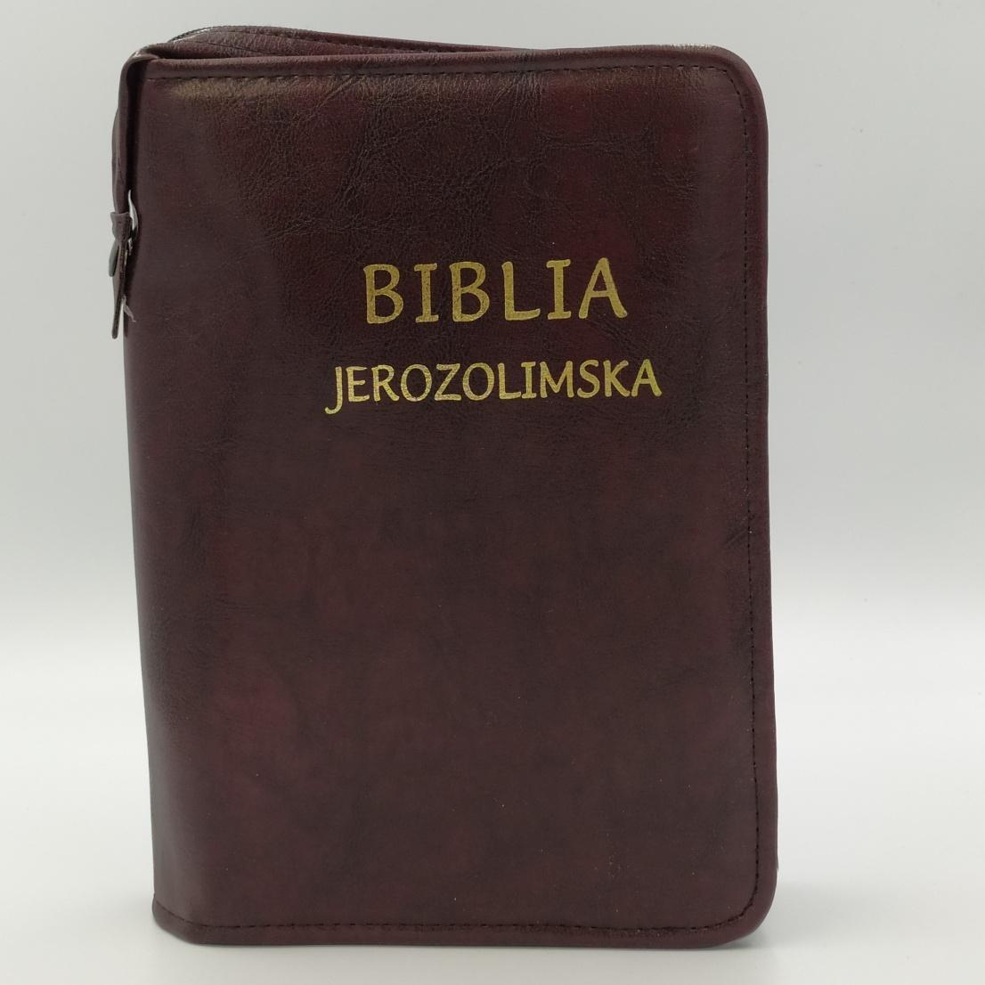 Etui na Pismo Święte (Jerozolimska)